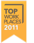 2011 Top Work Places